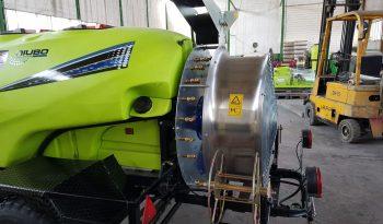 Atomizador Arrastrado Niubo modelo 2000 Litros completo