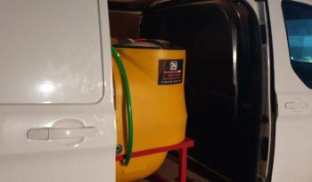 Equipo en bancada de 1000 litros lleno