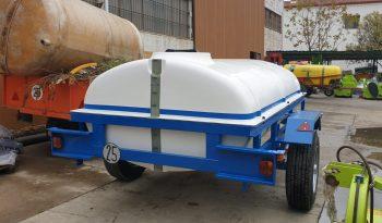 Cuba 4000 litros lleno