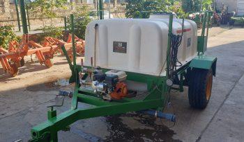 Cuba 2000 litros riego lleno